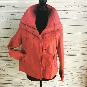 Isabella Ridriguez 100% Cotton Canvas Jacket Small